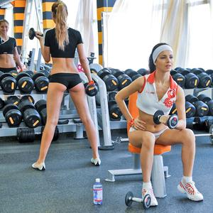 Фитнес-клубы Кобринского