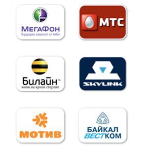 Операторы сотовой связи Кобринского