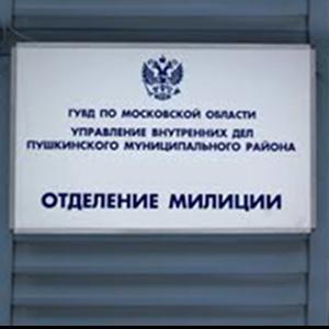 Отделения полиции Кобринского