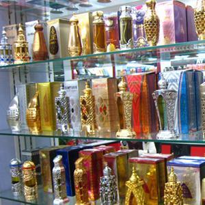 Парфюмерные магазины Кобринского