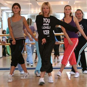 Школы танцев Кобринского