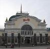 Железнодорожные вокзалы в Кобринском