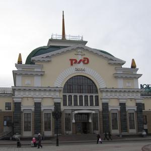 Железнодорожные вокзалы Кобринского